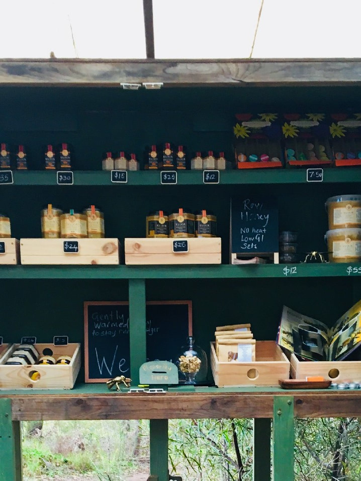 Elixir Honey Gorgeous  Farm Stall Revamp